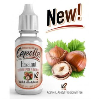 Hazelnuts Capella 10ml