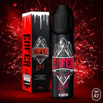 Enfer Red 50ml