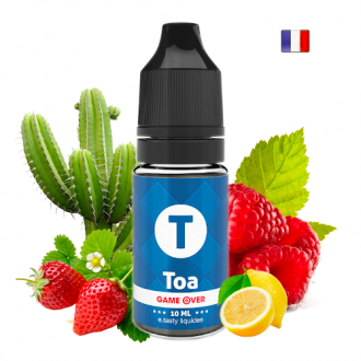 Toa E-tasty 10ml