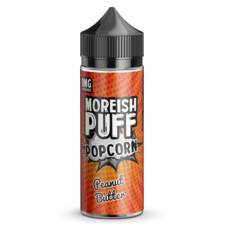 Moreish Puff Popcorn 100ml