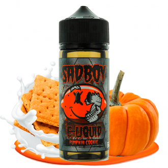 Sad Boy Pumpkin Cookie 100ml