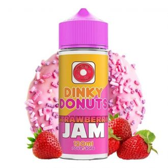 Dinky Donuts Strawberry Jam 100ml
